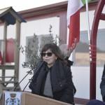 Saluto dell'Assessore Regionale all'Istruzione Loretta Bravi